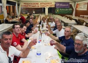 Cercenasco: entra nel vivo la Sagra dla baciaja e dla rana