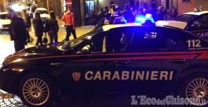 Botte all'uscita del locale, due denunciati a Saluzzo e Bagnolo