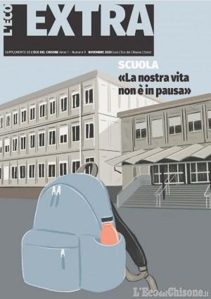È in edicola l'Eco EXTRA di novembre: dalla Val Roja alla scuola che torna a distanza