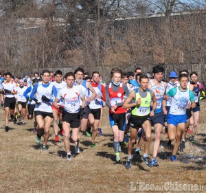 Atletica: in 500 in gara al Cross di Borgaretto