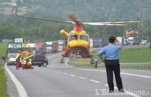 Pinerolo: aveva 46 anni il ciclista deceduto