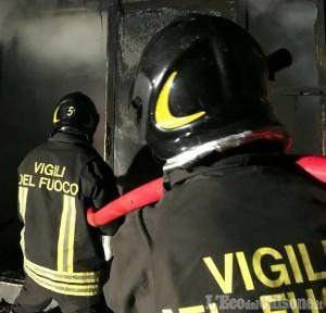 San Secondo: fiamme in un cascina in frazione Airali