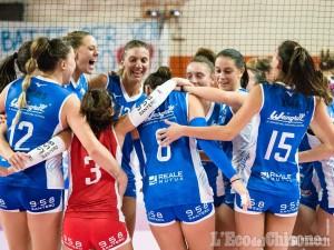 Volley, grande serata per Eurospin Ford Sara: 3 a 0 sulle emiliane