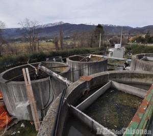 Bibiana: canale comunale, l'acqua è in arrivo