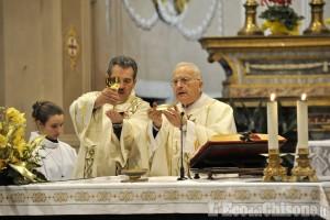 Bibiana: il diacono Gino alla guida della Parrocchia