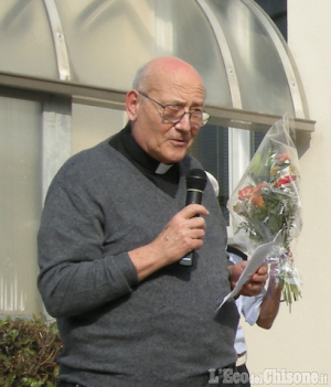 Campiglione Fenile: questa notte è mancato il parroco don Silvestrini