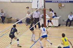 Volley donne B1: Eurospin Ford Sara passeggia contro l'Orago