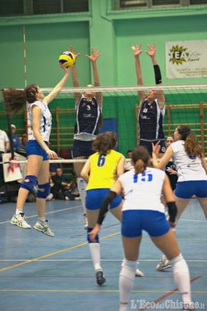 Volley B1 donne, Pinerolo cede a Settimo nella gara clou