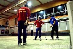 Bocce al big match, nel calcio Airasca in casa