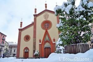 Dalla neve al gelo: -19º al Fraiteve e in Val Pellice (Barant)