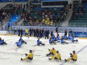 Paralimpiadi Corea 2018: storica Italia dello sledge hockey, è semifinale!