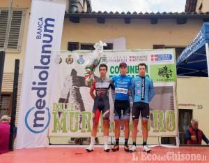 Ciclismo, acuto di Davide Baldaccini: a Frossasco un bergamasco al top