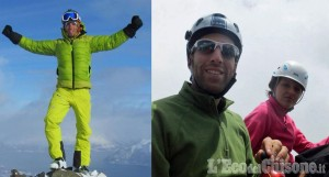 Orbassano/Bruino: proseguono le ricerche dei tre alpinisti dispersi sul Monte Bianco