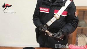 Pinerolo/Pinasca: armato di pistola e seghetto per rapinare donne sole, arrestato 58enne