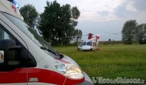 Bagnolo: cade da cavallo in un campo di via Bibiana, ferita 15enne