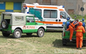 La Croce Verde di Cumiana cerca volontari