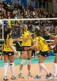 Volley: week end senza Giaveno