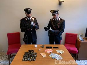 Pinerolo: marijuana in tasca già divisa in dosi, arrestato 17enne