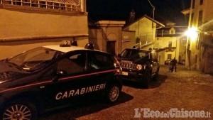 Pinerolo: protestano le migranti, carabinieri in via Acaja per calmare gli animi