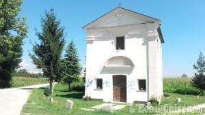 None: svastiche sulla Chiesa di S. Giovanni