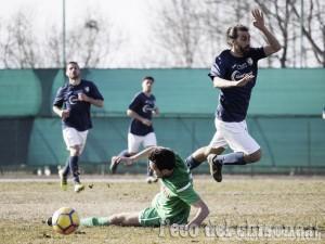 Calcio Eccellenza, il Pinerolo fa il colpaccio grazie a Gasbarroni