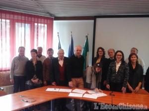 """""""Cuore delle Alpi"""": siglato ad Oulx il protocollo con i francesi per la candidatura delle Alti valli"""