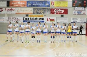 Volley B1, Pinerolo a Chieri per miglior posto nella griglia playoff. Beinasco si gioca la salvezza ad Acqui