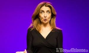 Luserna, in palcoscenico la comicità di Francesca Reggiani