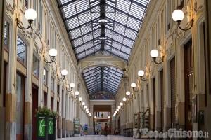 Torino: concerto di Capodanno in galleria Umberto I con i sassofoni del conservatorio