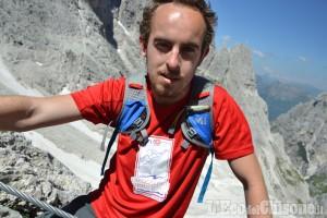 Gian Luca Gasca, a piedi e in bus al campo base del K2