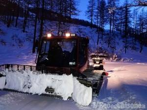 La Regione Piemonte chiarisce: lo sci di fondo e lo sci alpinismo amatoriali possono essere praticati