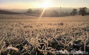 Fase stabile ma con freddo mattutino!