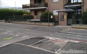 Giaveno: incidente tra scooter e auto, intervenuto l'elisoccorso