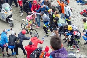 Giro d'Italia al Colle delle Finestre?