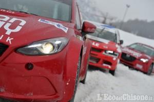 Auto su ghiaccio: Annullate le prove libere a Pragelato
