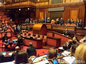 Trasporti: ok del Senato, la sede dell'Authority sará Torino