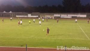 Calcio: Cavour sconfitto 3-2 a Saluzzo