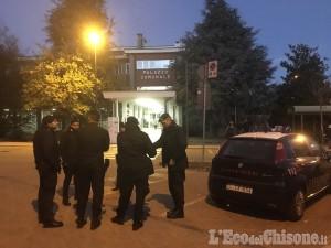 Rivalta: municipio presidiato dalle Forze dell'ordine per l'incontro sul treno metropolitano