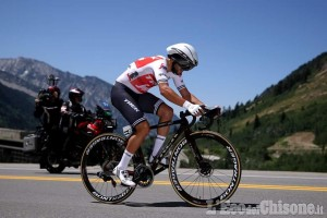 Ciclismo, grande ritorno di Jacopo Mosca: da sabato 24 farà la Vuelta 2019 in maglia Trek
