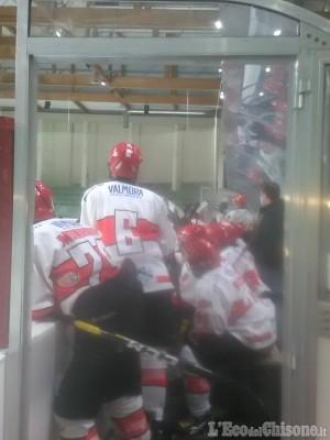 Hockey ghiaccio, ancora vittoria 5 a 0 per i torresi, in vetta alla Ihl1 come Dobbiaco e Milano