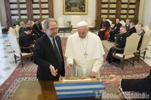 I Valdesi da papa Francesco: comune impegno per i profughi