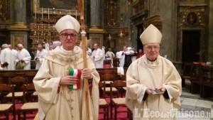 """Mons. Olivero, vescovo di Pinerolo: """"Vengo volentieri"""""""