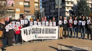 L'appello del sindaco di Rivalta ad Ativa: «Alzate le sbarre al casello di Beinasco»