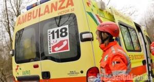 Sanfront: cade da un albero, muore 52enne