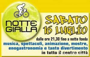 Da Gap a Pinerolo, cicloturistica verso Notte Gialla e Tour