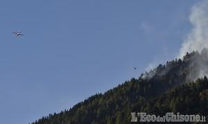 Dal 10 ottobre stato di massima pericolosità per incendi boschivi in tutta la Regione Piemonte