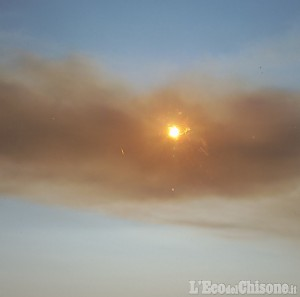 Frossasco: incendio ex Annovati, cronaca di un disastro annunciato