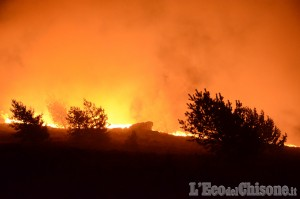 Incendi boschivi: dichiarato dal 6 febbraio lo stato di massima pericolosità in Piemonte