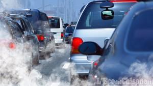 Smog: da domani semaforo arancione a Torino e cintura