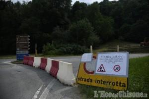 Inverso Pinasca: Strada provinciale 166 chiusa fino a venerdì 13 luglio